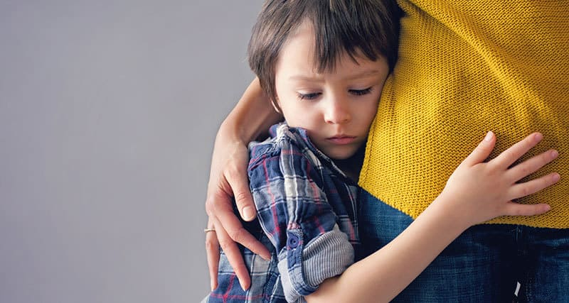 Parenting Time Exchange: Anxiety in Young Children Part 1