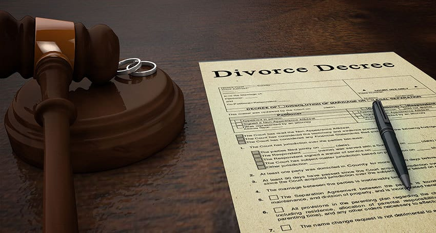 Georgia Divorces Involving Out of State Defendants