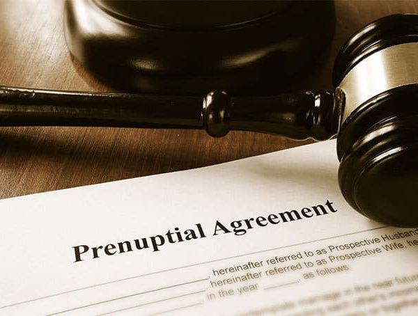 Pre-Nups, Alimony and Attorney's Fees